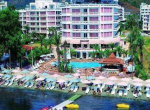 Tesis Konumuna Göre Değişen Marmaris Otel Fiyatları